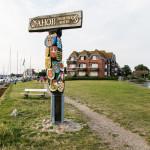 Willkommen in Heynes Orth direkt am Orther Hafen - Ein idealer Ausgangspunkt für vielseitige Aktivitäten.