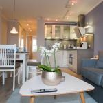 Gepflegtes Ambiente und eine ausgesuchte Inneneinrichtung sorgen für ein komfortables Wohngefühl.