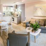 Die gesamte Wohnung ist im Frühjahr 2015 frisch renoviert worden.